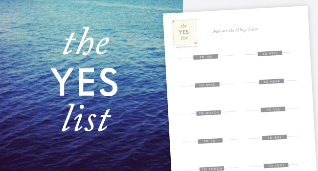 YesList-blog