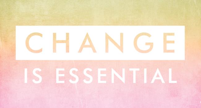 ChangeBlog