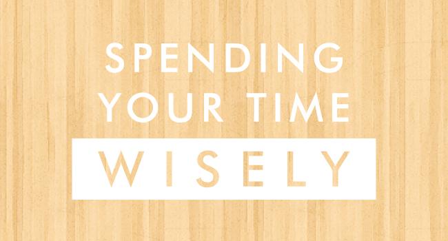 SpendingTimeWiselyBlog